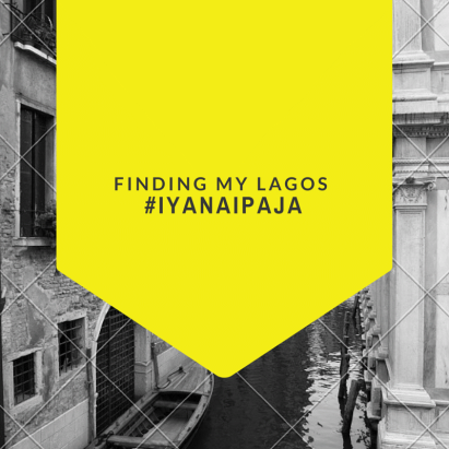 finding my lagos